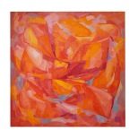 aquiloni-rossi-100x100-olio-su-tela-rosanna-forino