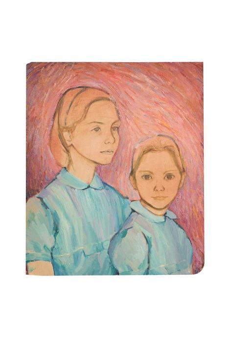 giovanna-e-francesca-olio-su-cartone-telato-1965-45x54-rosanna-forino