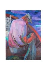 il-pescatore-olio-su-tela-50x70-rosanna-forino