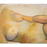 la-femmina-giacente-50x40-olio-su-cartone-1961