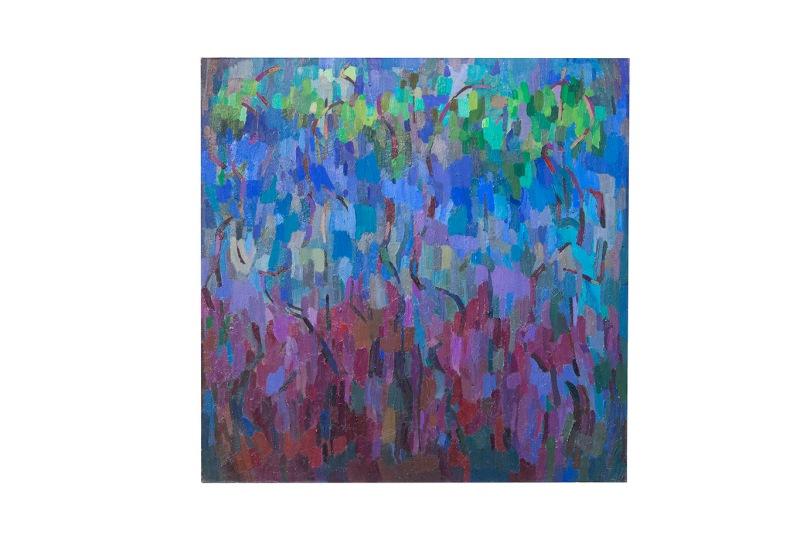 prime-foglie-nella-vigna-olio-su-tela-80x80-1977-rosanna-forino