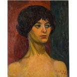 ragazza-su-fondo-rosso-40x50-1962-olio-su-cartone-telato-rosanna-forino