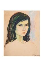 sguardo-attento-olio-su-cartone-telato-35x45-1963-rosanna-forino