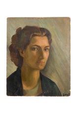 autoritratto-1948-35x43-olio-su-cartone-rosanna-forio