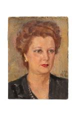 la-dama-265-37-olio-su-cartone-1948-rosanna-forino