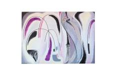 Antiche Immagini - 50x70 - inchiostri e acrilici - 1987 - Rosanna Forino