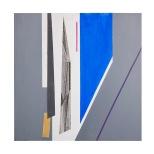 blu oltremare 3 100x100 Rosanna Forino 2005 acrilici collage inchiostri bblu oltremare 3 100x100 Rosanna Forino 2005 acrilici collage inchiostri b