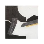 Colore nero - 70x70 - 2010 - acrilico su tela - Rosanna Forino