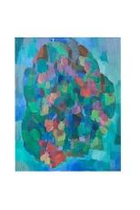 composizione fiori 40x50 1976 - Rosanna Forino