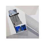 In equilibrio - 60x60 - 2007 - inchiostri acrilici e collage - Rosanna Forino