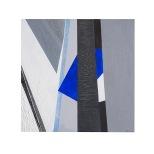 Profondo blu - 2011 - 50x50 - acrilici e inchiostri - Rosanna Forino
